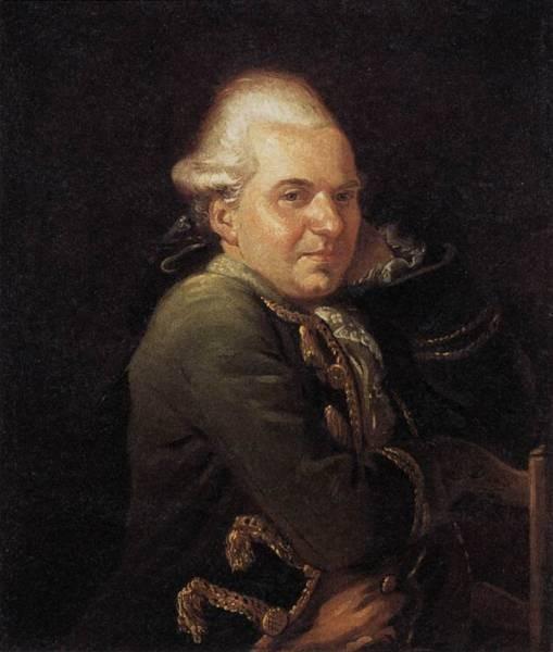 Portrait of Francois Buron